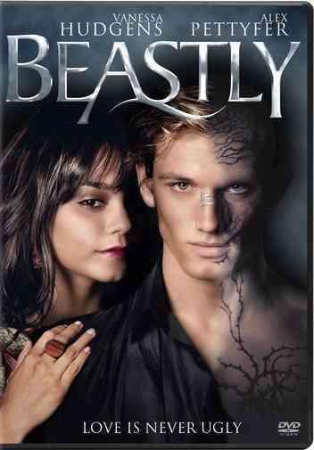BEASTLY BY HUDGENS,VANESSA (DVD)